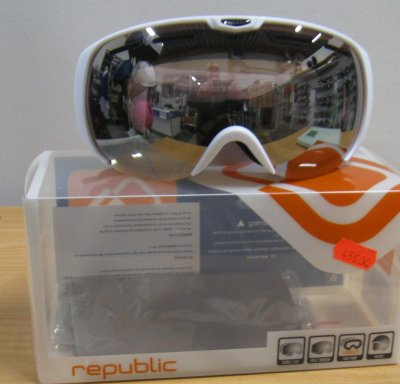 Republic Google R750 Lady White